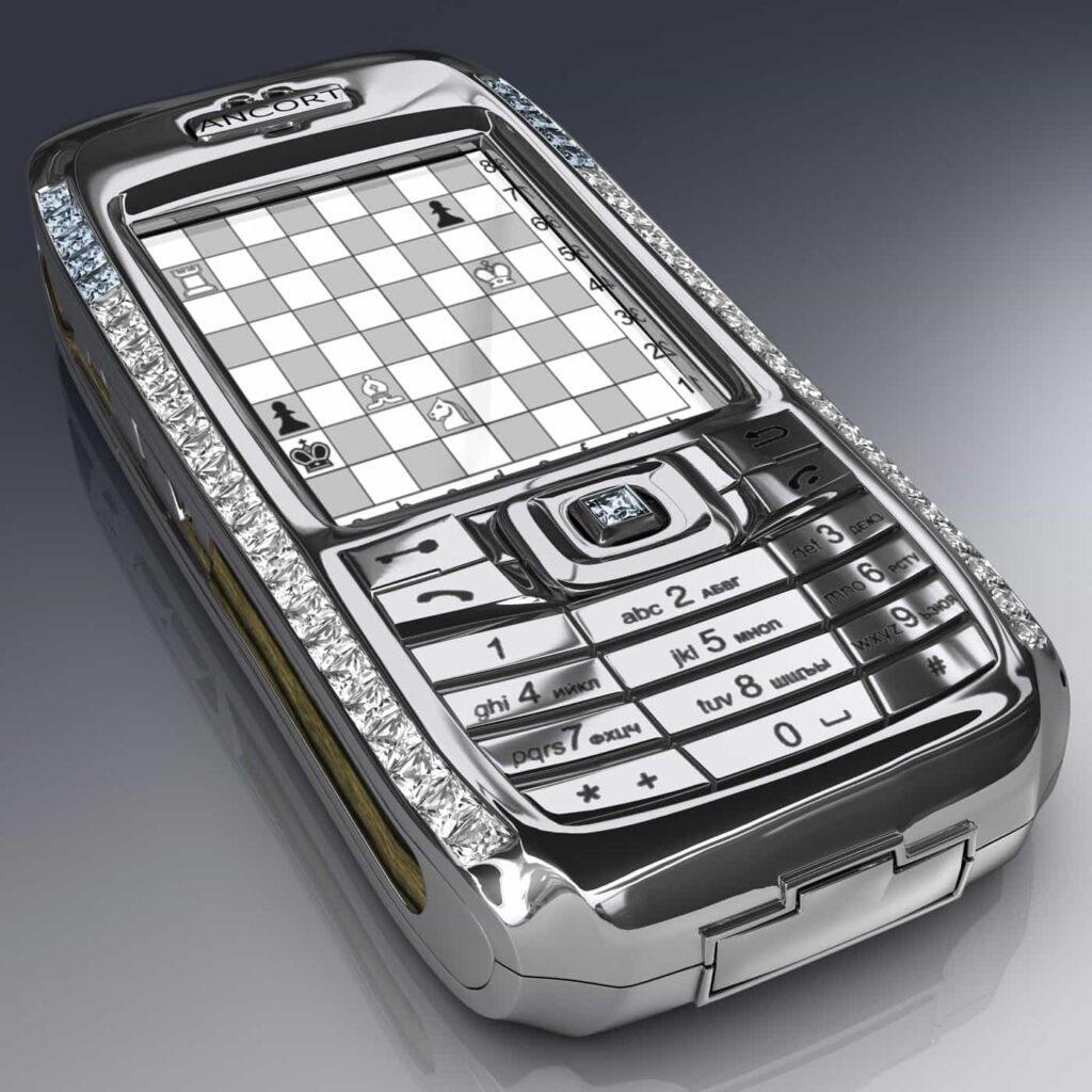 top móviles más caros del mundo