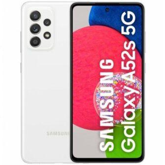 Samsung Galaxy A52s 5G 6/128GB Blanco