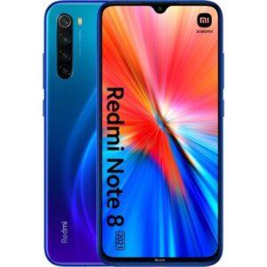 Xiaomi Redmi Note 8 2021 4/64GB Azul