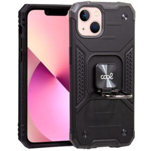 Carcasa  para iPhone 13 Hard Anilla Negro